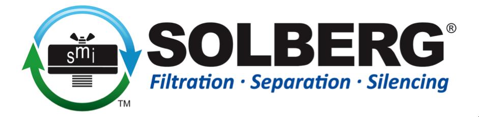 Solberg filtration
